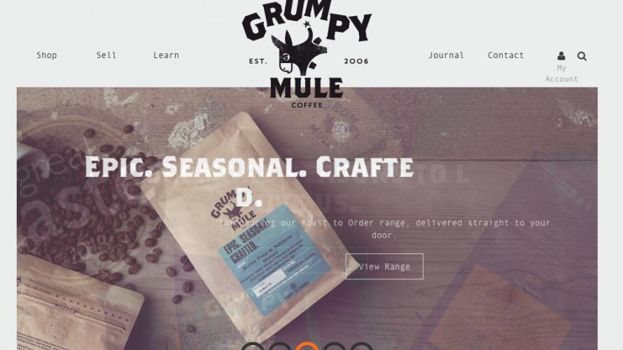 海外の輸入コーヒー イギリス grumpymuleで見つけた通販したいコーヒーは?【2020年】