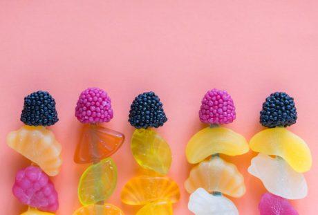 輸入菓子おすすめのグミを2つ紹介します。【2020年】