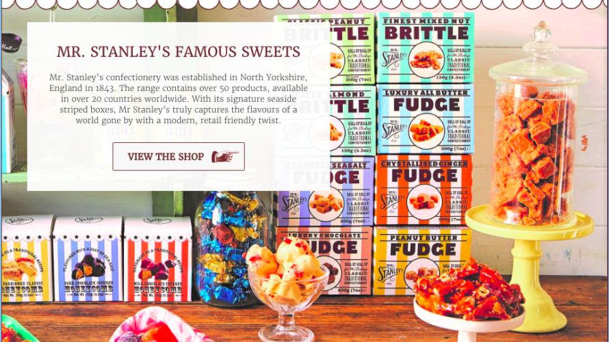 海外の輸入お菓子 ファッジ イギリス MR STANLEY'Sで見つけた通販したいお菓子は?【2019年】