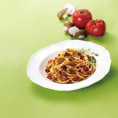 成城石井のレトルト食品 成城石井desica トマトと和風だしが決め手 特製ボロネーゼ