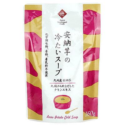 成城石井のレトルト食品 成城石井 九州産安納芋の冷たいスープ