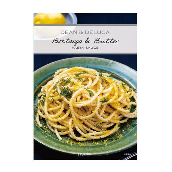 DEAN & DELUCAのレトルト食品 パスタソース ボッタルガ&バター