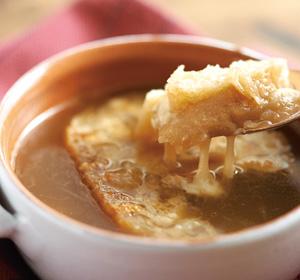イカリスーパーのレトルト食品 いかり オニオングラタンスープ
