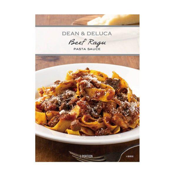DEAN & DELUCAのレトルト食品 DEAN & DELUCA パスタソース ビーフラグー